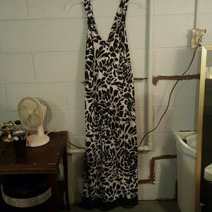 New Directions crossback dress NWOT